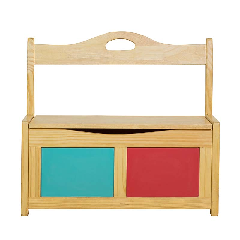 Toy Box Bench Style Funiture 4 Kids