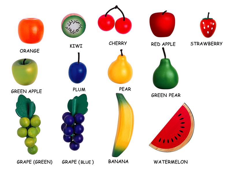 Fruit In Net