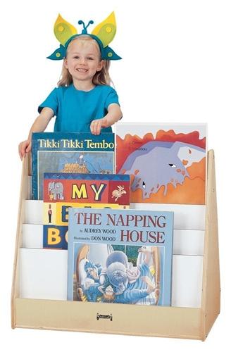 Pick-a-Book Stand